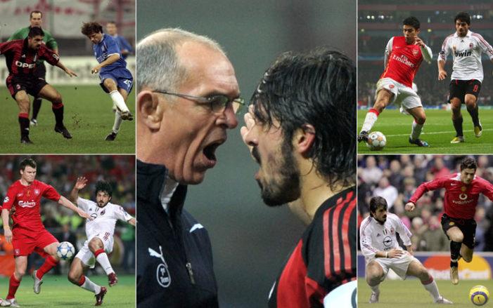 Gattuso all'inglese: risse, rivincite e un gol