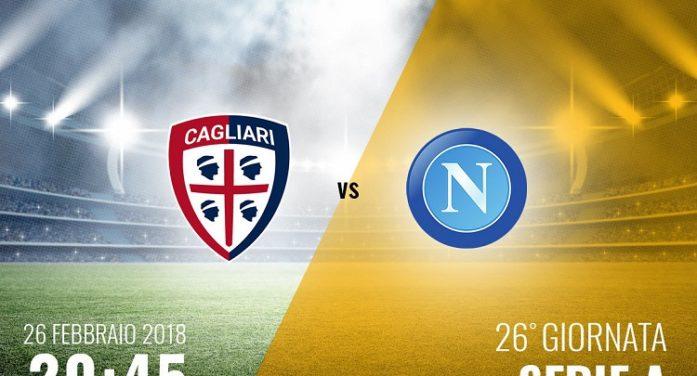 Anteprima partita Cagliari vs Napoli