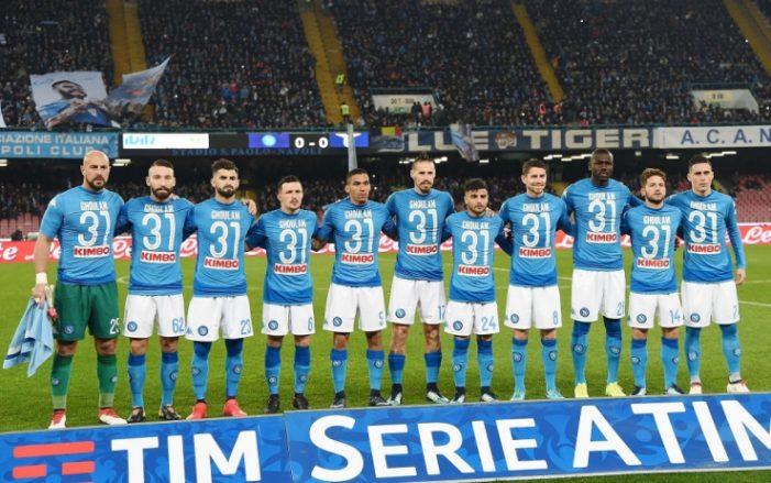 LA PARTITA – Napoli-Lazio 4-1, azzurri stellari a Fuorigrotta