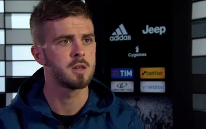 """Pjanic: """"Napoli a mille, ma noi vogliamo tutto"""""""