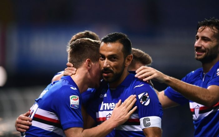 Serie A, caccia all'Europa League: per l'Atalanta quote in discesa, Sampdoria a 8,50 contro la Lazio