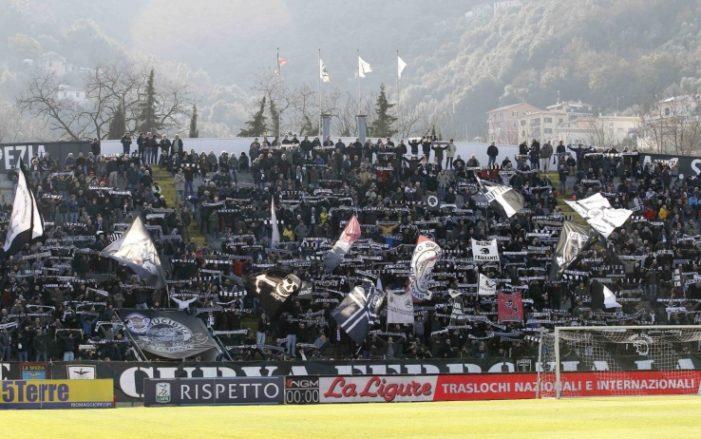 Spezia-Salernitana LIVE dalle 19.00