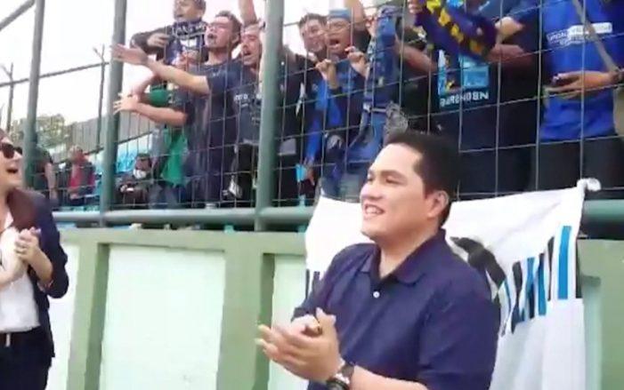 Thohir dirige i tifosi indonesiani: è Pazza Inter