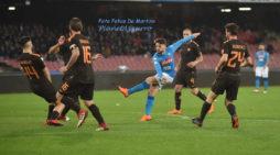 PHOTO GALLERY: 3-3-2018 Napoli vs Roma