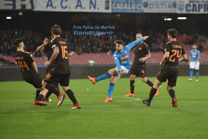 PHOTO GALLERY: 3-3-2018 Napoli vs Roma