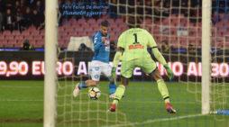 PHOTO GALLERY: 18-3-2018 Napoli vs Genoa