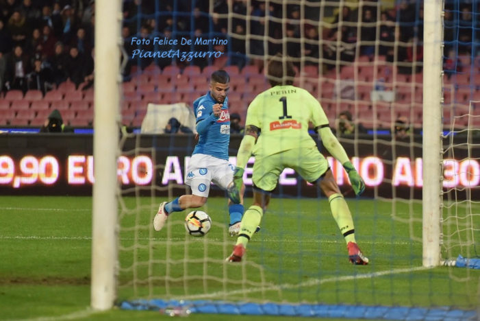 PHOTO GALLERY: 18-3-2018 Napoli vs Genoa
