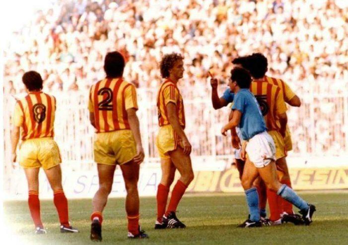 """ESCLUSIVA PA – Stefano Di Chiara: """"Ricordo quando giocavo contro il Napoli di Maradona, Giordano e Careca…"""""""