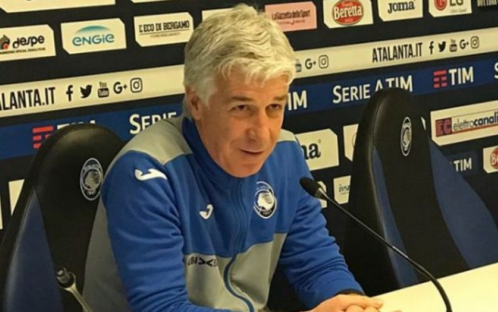 """Gasperini: """"Con la Juve abbiamo 2 risultati su 3"""""""