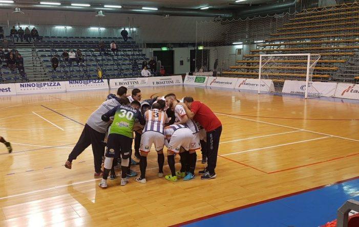 CALCIO A 5 – Pesaro-Feldi Eboli 3-0. Troppe assenze, ma salvezza vicina