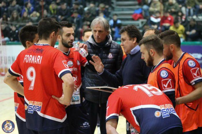 """CALCIO A 5 – La Feldi saluta Ronconi. Di Domenico: """"E' la nostra storia"""""""
