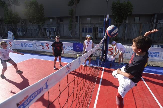 Sapere Volley S3, nasce il circuito della Fipav Campania