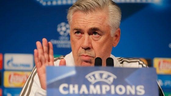 Ct della nazionale azzurra, il sorpasso di Ancelotti su Mancini: Pirlo nello staff