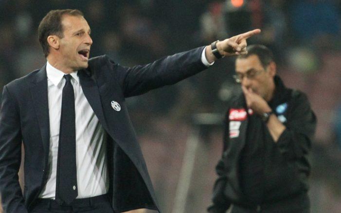 L'AVVERSARIO – La Juventus  di Allegri, solidità ed esperienza