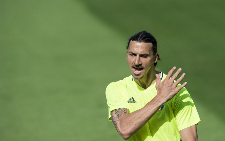 Ufficiale: Zlatan Ibrahimovic torna al Milan