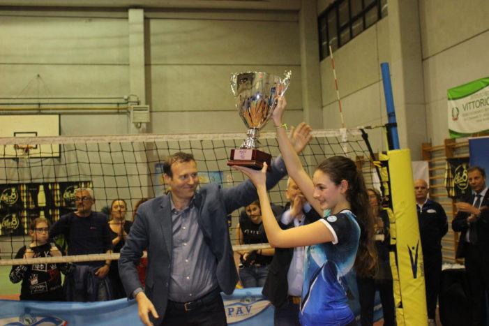 PALLAVOLO – Final Four U14 femminile, trionfa la Volley World Napoli