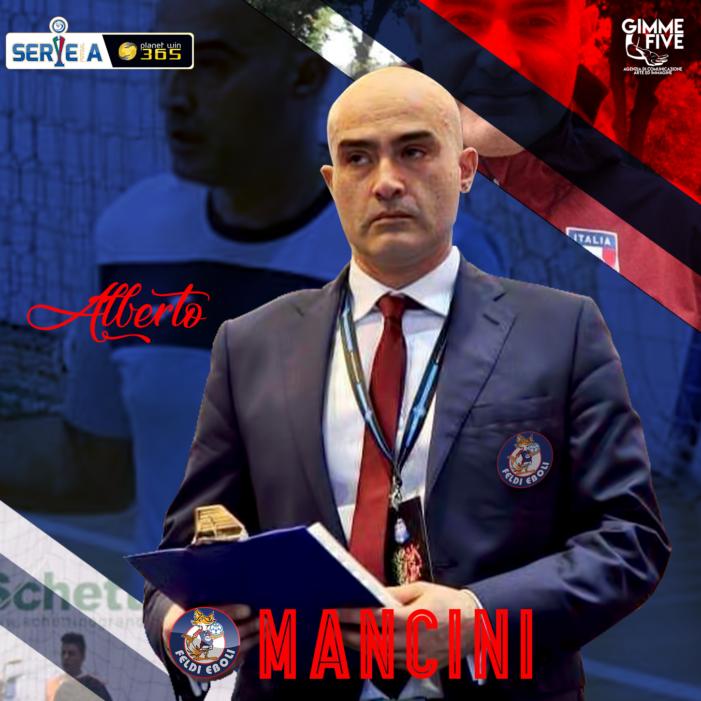 CALCIO A 5 – Feldi Eboli, portieri in buone mani, si presenta Mancini