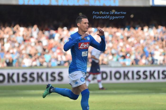 Callejon è rimasto grazie ad Ancelotti: telefonata decisiva
