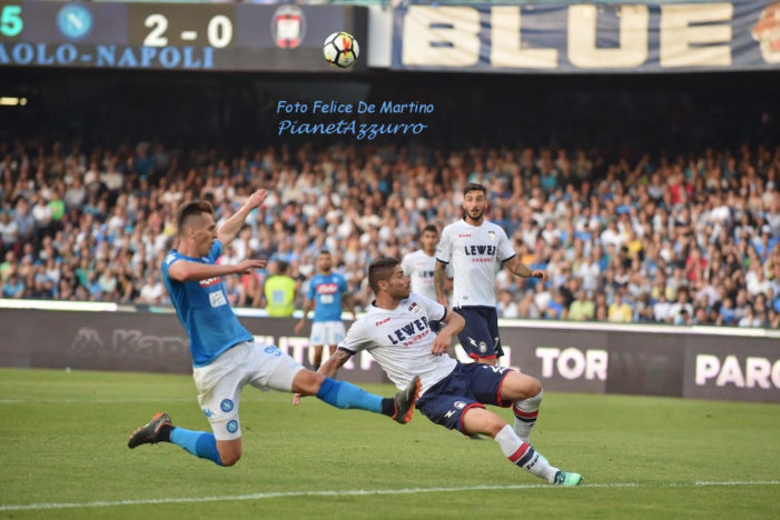 PHOTO GALLERY: 20-5-2018 Napoli vs Crotone
