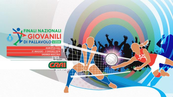 PALLAVOLO – Finali Nazionali Crai U20 maschile, Agropoli accoglie i campioni del domani