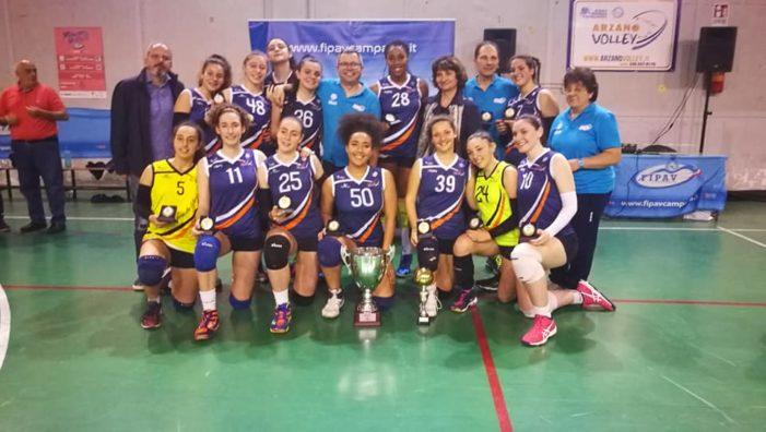 PALLAVOLO –  Under 16 Arzano Volley parte l'avventura tricolore