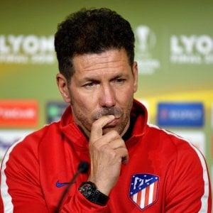 Europa League: fantasia Garcia, concretezza Simeone. Marsiglia-Atletico Madrid vale la coppa