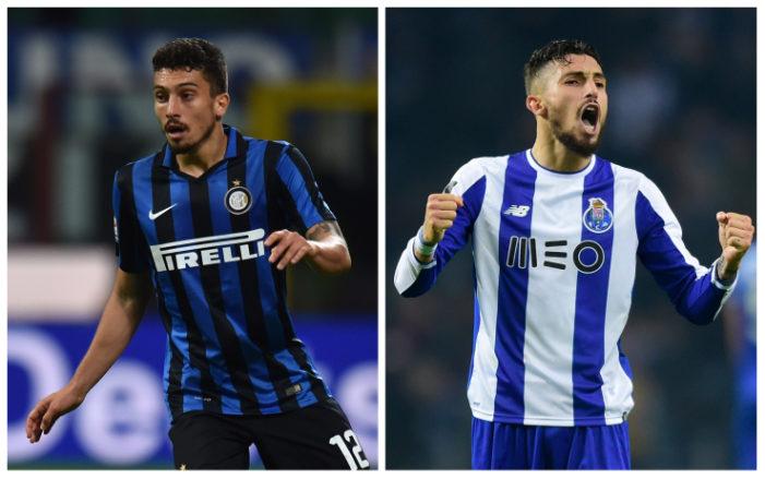 Ricordate Telles? L'ex Inter ora trascina il Porto