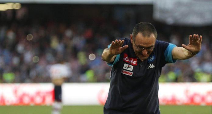 Sky – Blitz dello Zenit a casa di Sarri: attesa per la decisione dell'allenatore