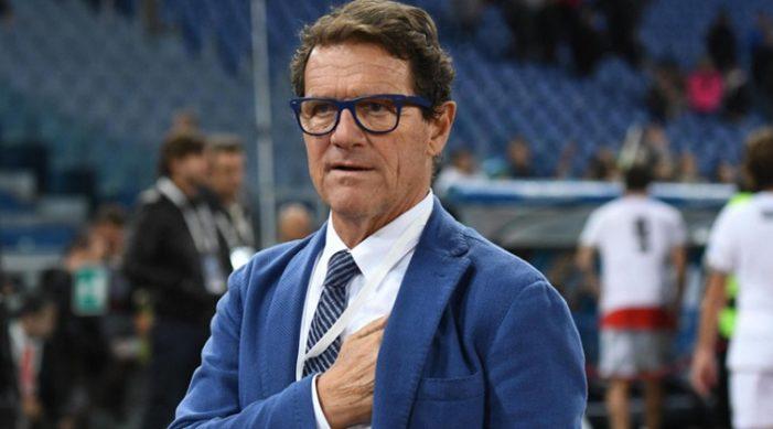 """Fabio Capello: """"Ancelotti al Napoli? Carlo non aveva mica tante offerte"""""""