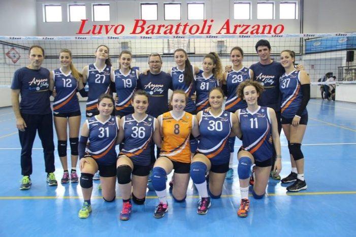 PALLAVOLO – Luvo Barattoli Arzano Volley, in campo alle finali nazionali Under 18 femminili