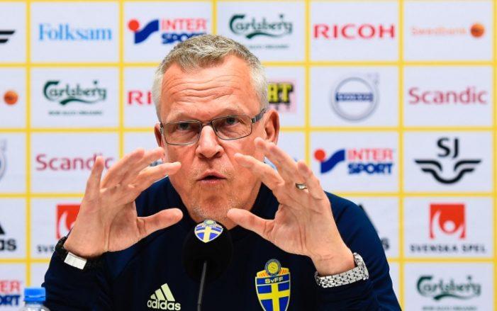 """Andersson: """"Ibra? Non l'ho mai considerato"""""""