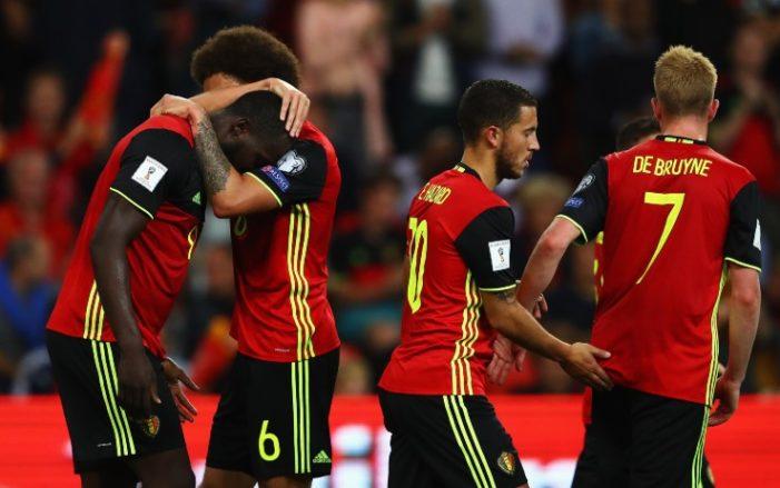 Mondiali 2018: Belgio-Panama, l'«1» sfiora il 100% delle giocate