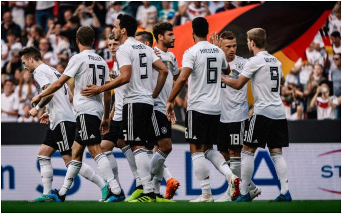 Mondiali 2018: Germania flop, schizza a 9,00 la quota dei tedeschi