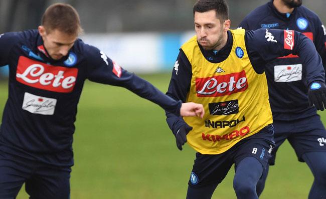 """Milic: """"Vorrei restare a Napoli, sono entusiasta di questi mesi vissuti in azzurro"""""""
