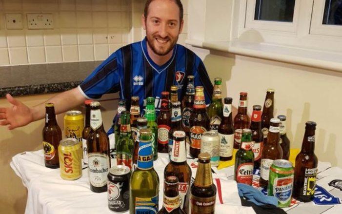 Mondiale a tutta birra, la pazza collezione di Gus