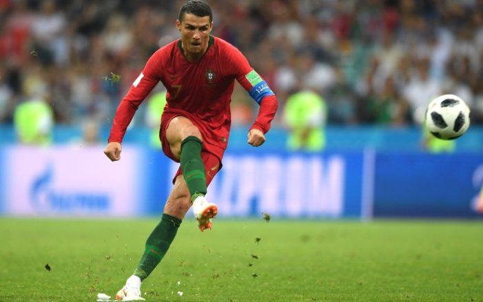 Mondiali 2018, CR7 re del gol, boom di giocate e la quota va giù