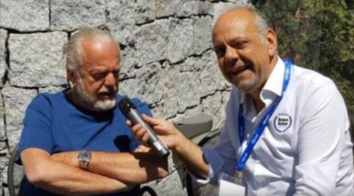 Ussi Campania: no a 'giochini' Calcio Napoli che irride giornalisti