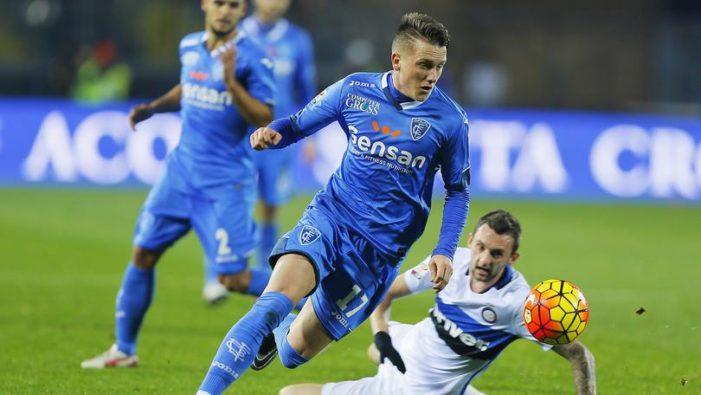 Il Napoli sta per blindare Zielinsky, prolungamento fino al 2023 a 2,3 mln di euro più bonus a stagione