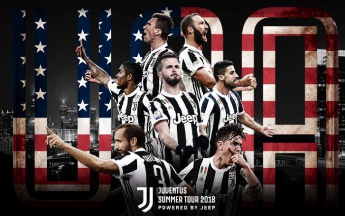 Amichevoli estive Juventus: il calendario completo