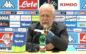 """De Laurentiis: """"Con i Ronaldo non si cresce. Sarri? Ancelotti è un'altra cosa…"""""""