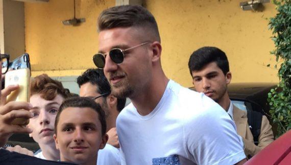 Calciomercato, Lazio: per Milinkovic quote in biancoceleste