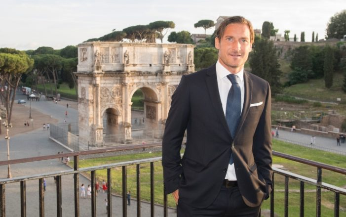 """Totti: """"Alisson? Non potevamo dire di no"""""""