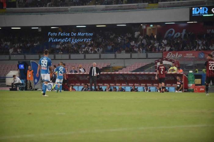 Napoli, Champions al San Paolo: via libera dalla Uefa