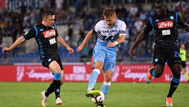 Lazio-Napoli 1-2: Milik e Insigne ribaltano il gol di Immobile