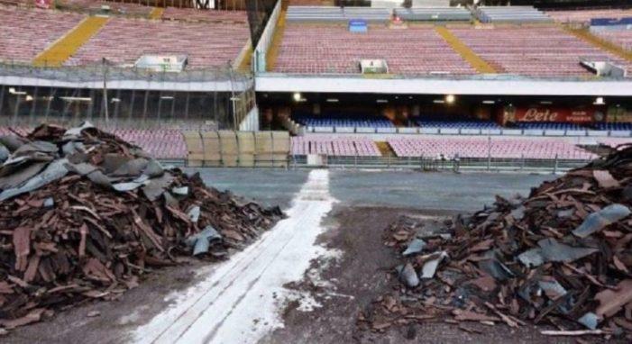 EDITORIALE – Stadio San Paolo, un cantiere di preoccupazioni!