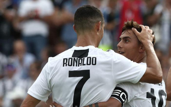 Esordio con gol per CR7: Juve A-Juve B 5-0