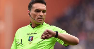 IL FISCHIETTO: Spezia vs Napoli sarà diretta da Irrati di Pistoia