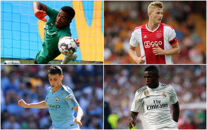 Top 11 giovani: i talenti da seguire quest'anno