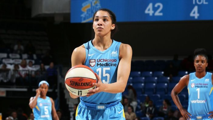 E' una Dike trazione WNBA: arriva anche Gabby Williams