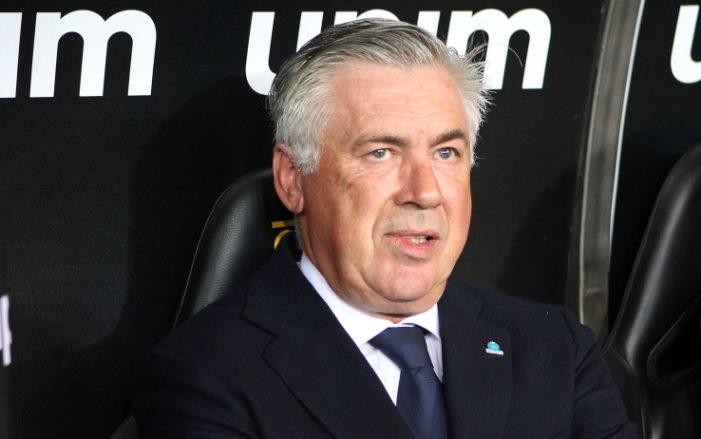"""Ancelotti: """"Male l'approccio, non sempre rimonti"""""""